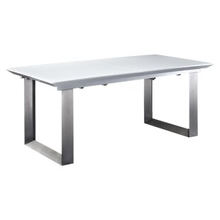 Womack Extendable Dining Table by Orren Ellis Spacial Price