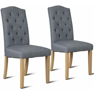 Gough Upholstered Dining Chair (Set of 2)..