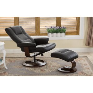 Cecilwood I-Comfy Manual Swivel Recliner with Ottoman  sc 1 st  Wayfair & Swivel Recliners Youu0027ll Love | Wayfair islam-shia.org