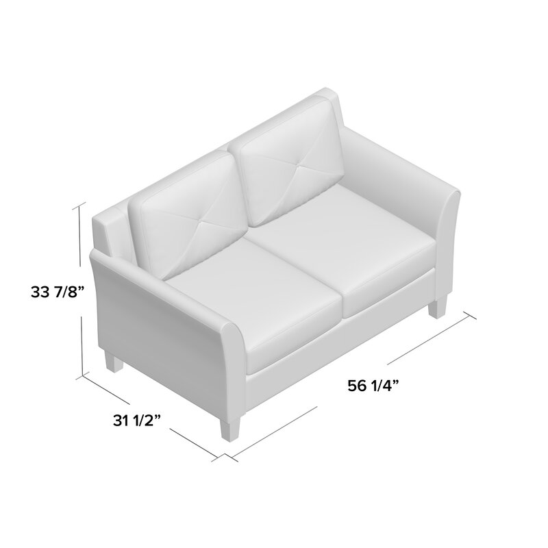 Fabulous Ibiza Loveseat Camellatalisay Diy Chair Ideas Camellatalisaycom