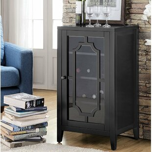 Port Chester Dual Function Bar Cabinet by Charlton Home