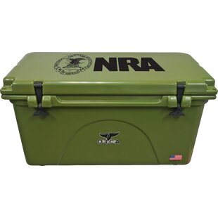 Outdoor Recreational Company of America 75 Qt. NRA Premium Rotomolded Cooler