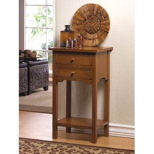 End Table by Zingz & Thingz