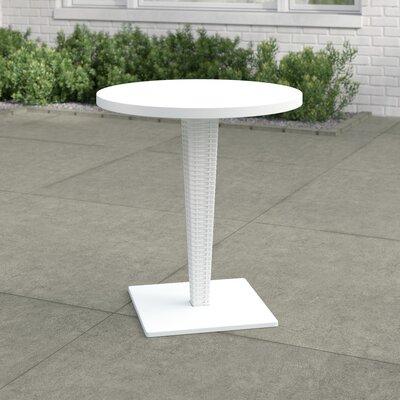 Jayne Round 29 Inch Table by Mercury Row Best Design