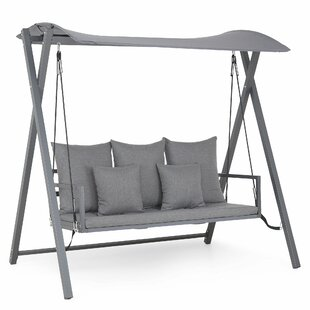 Lambalot Swing Seat With Stand By Sol 72 Outdoor