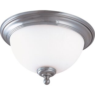 Buying Cavitt 2-Light Outdoor Flush Mount By Fleur De Lis Living