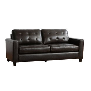 Dion Genuine Leather Sofa