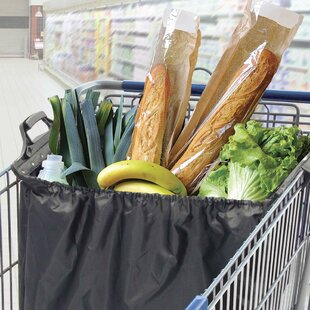 Shopping Cart Handheld Bag Cooler