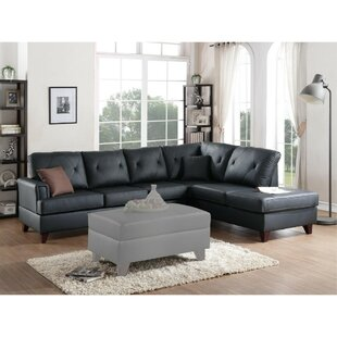 Cordingly Cultured Leather Sectional