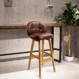 Gavrilin 29.7'' Bar Stool by Red Barrel Studio®
