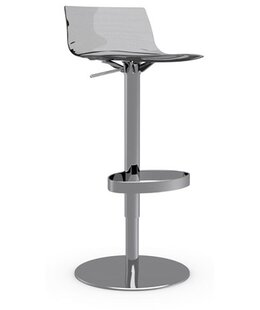 Best Reviews L'Eau Adjustable Height Swivel Bar Stool by Connubia Reviews (2019) & Buyer's Guide