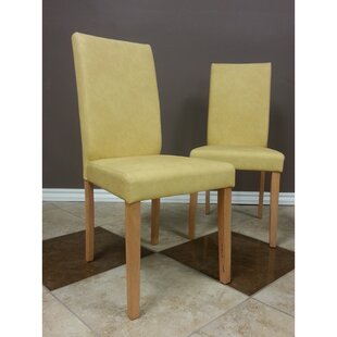 Evendale Parsons Chair (Set of 5) by Red Barrel Studio