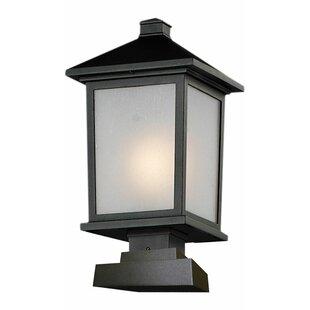 Andover Mills Stevens 1-Light Post Light
