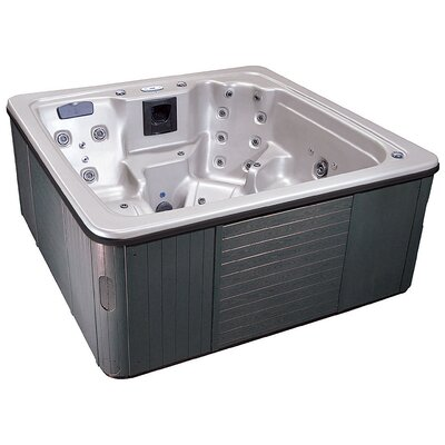 Galaxy 6-Person 41-Jet Hot Tub Cyanna Valley Spas