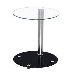 Onaway End Table by Orren Ellis