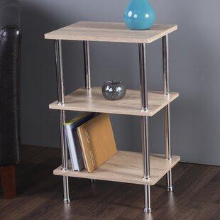 Adelinna Etagere Bookcase by Latitude Run