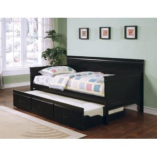 Hanish Twin Daybed with Trundle