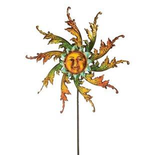 Midsummer Sun Face Spinner