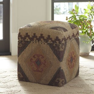 Aderyn Storage Ottoman by Union Rustic