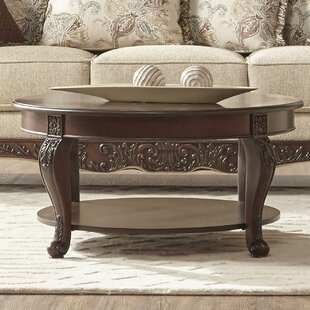 Allmon Coffee Table Fleur De Lis Living