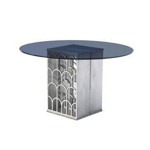 Kepler Mojito Dining Table by Everly Quinn