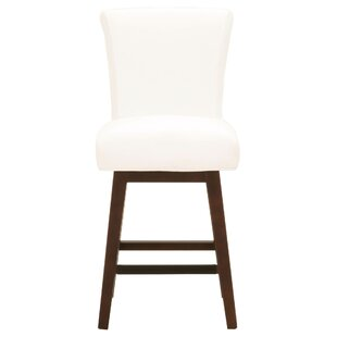 Bellflower 26.5 Swivel Bar Stool by Gracie Oaks