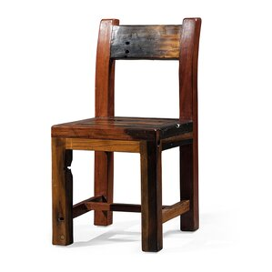 Vessel Solid Wood Dining Chair by Argo Furniture