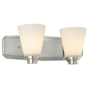Beddingfield 2-Light Vanity Light by Darby Home Co