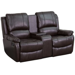 Darby Home Co Sackville 2 Seat Home Theater loveseat