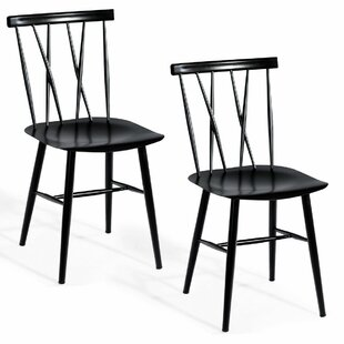 Encinal Dining Chair (Set of 2) by Gracie..