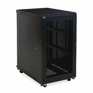 Linier Vented and Vented Doors Server Cabinet by Kendall Howard