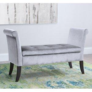 Lazzaro Upholstered Storage Bench