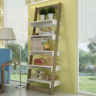 Ebern Designs Althea Ladder Bookcase