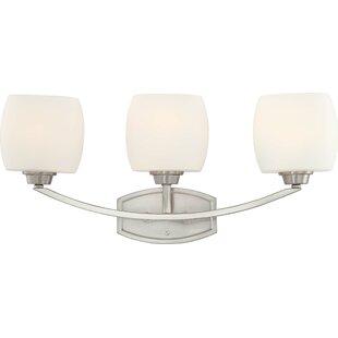 Shop For Crafton 3-Light Vanity Light By Winston Porter