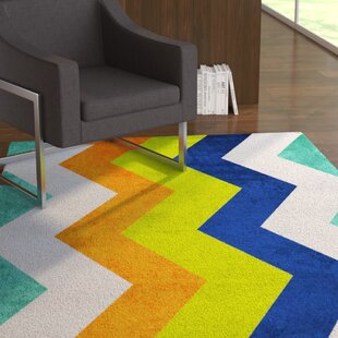 Find a River 1 Area Rug ByEast Urban Home
