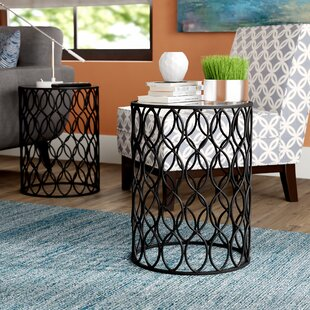 Read Reviews Mcnulty End Table by Wrought Studio