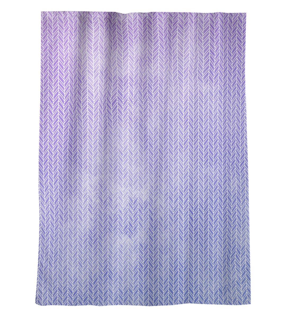 Latitude Run Avicia Herringbone Window Chevron Room Darkening Thermal Rod Pocket Single Curtain Panel Wayfair