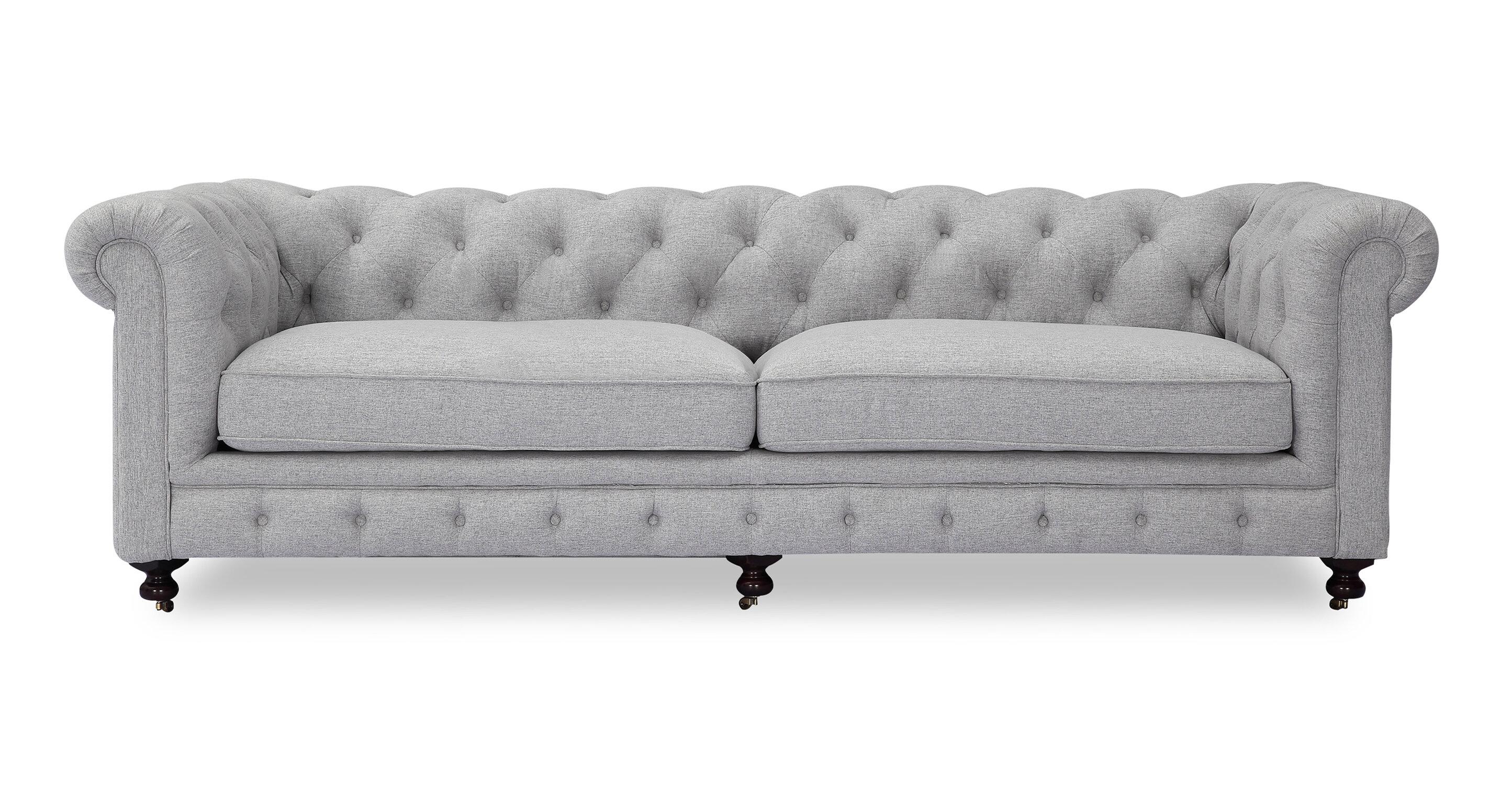 Kardiel Modern Classic Chesterfield Sofa Reviews Wayfair
