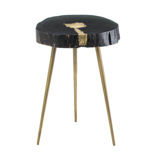 Aurora Edge Wood End Table