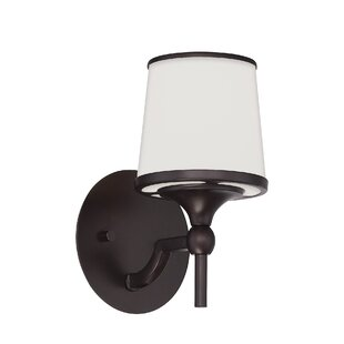 Latitude Run Camacho 1-Light Bath Sconce