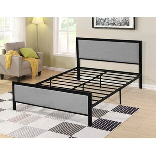 Purchase Genest Queen Platform Bed by Latitude Run Reviews (2019) & Buyer's Guide