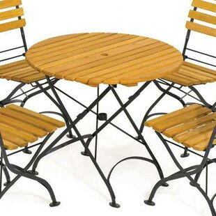 Dowe Folding Round Table