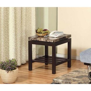 Cedarville Wooden End Table by Winston Porter