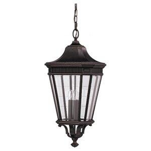 Chesterhill 1-Light Outdoor Pendant