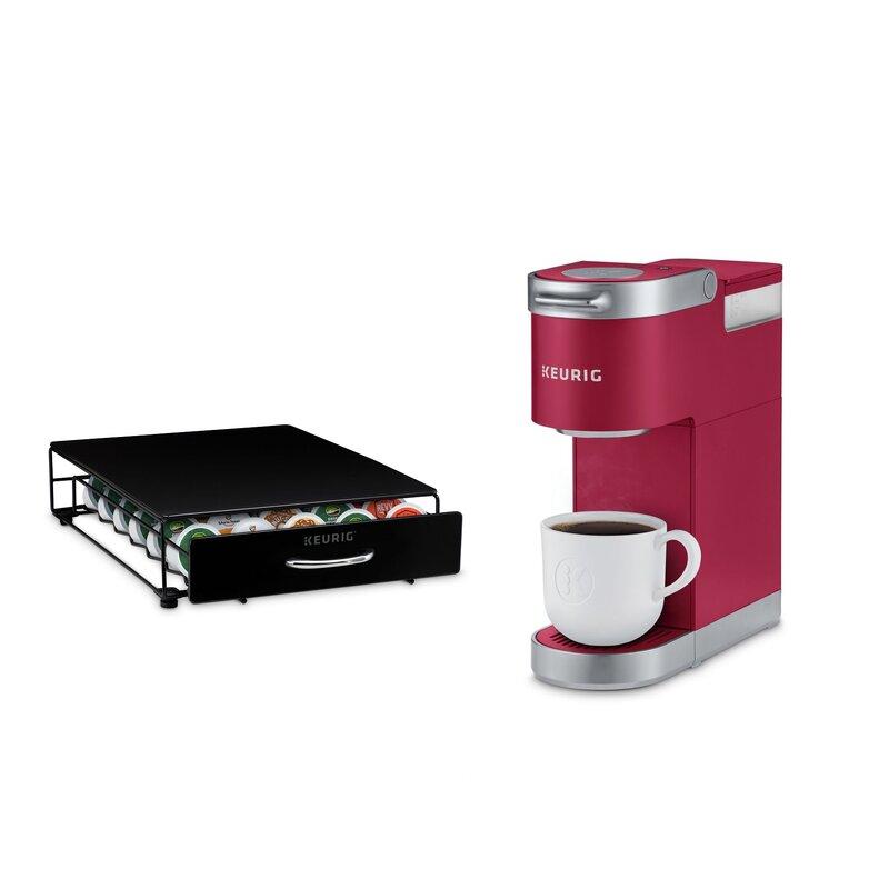Keurig K-Mini Plus, Single Serve K-Cup Pod Coffee Maker ...