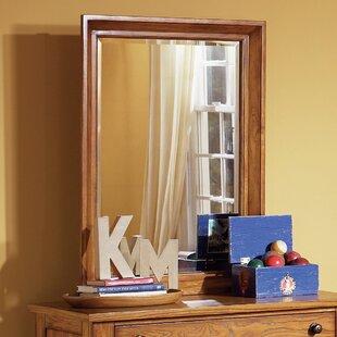 Grandpas Cabin Rectangular Dresser Mirror