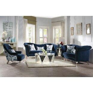 Everly Quinn Reynolds Configurable Living Room Set