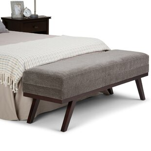 Hansel Upholstered Bench b..