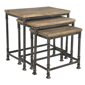 Neves Nesting Tables by 17 Stories
