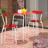 Paugh Space Saver 3 Piece Bistro Set